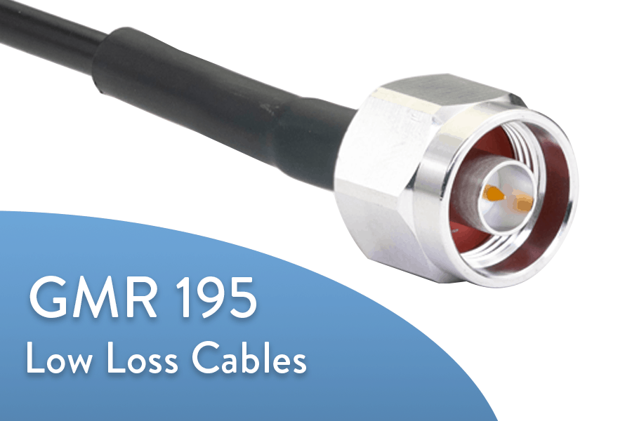 Gamma GMR 195 Low Loss Cables