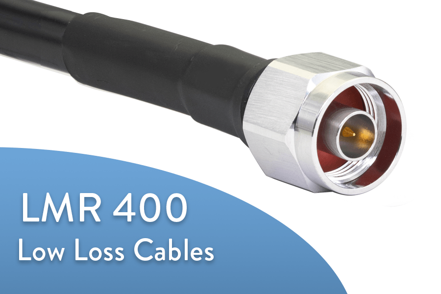 Gamma 4.3-10 Low PIM RF Cables