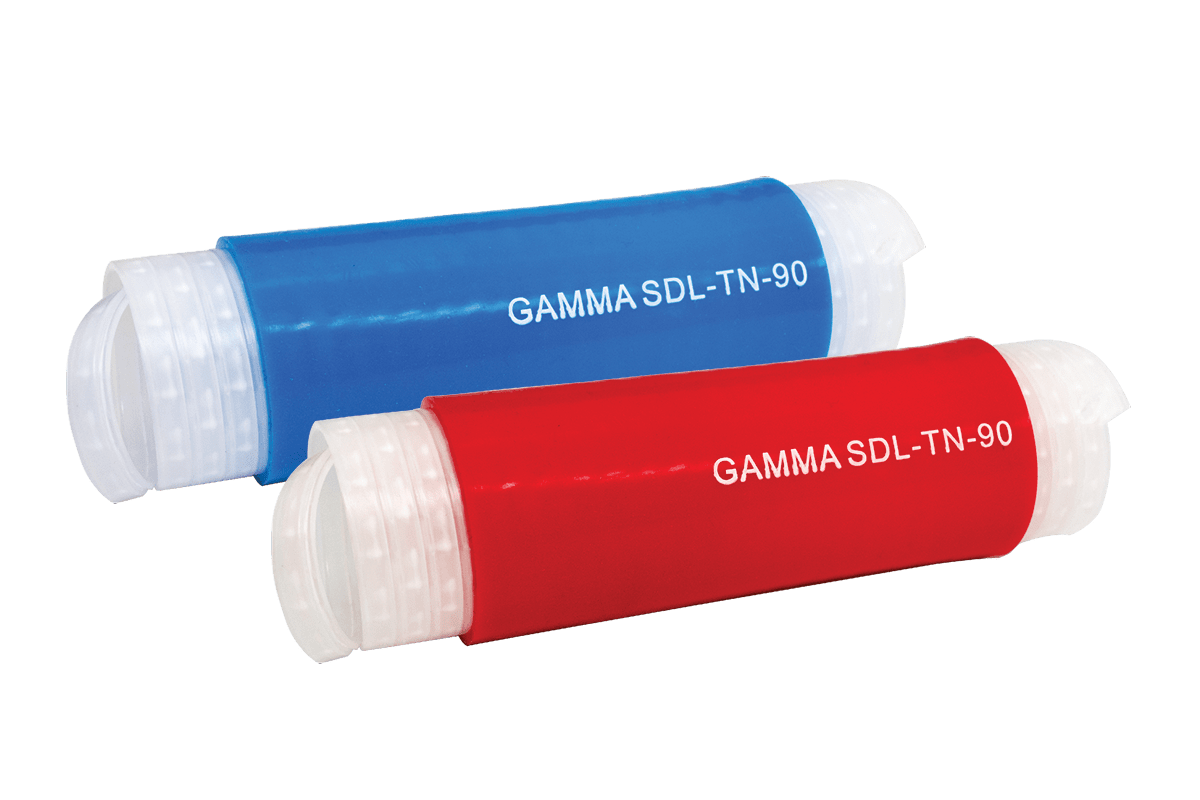 Gamma Electronics Cold Shrink Colors