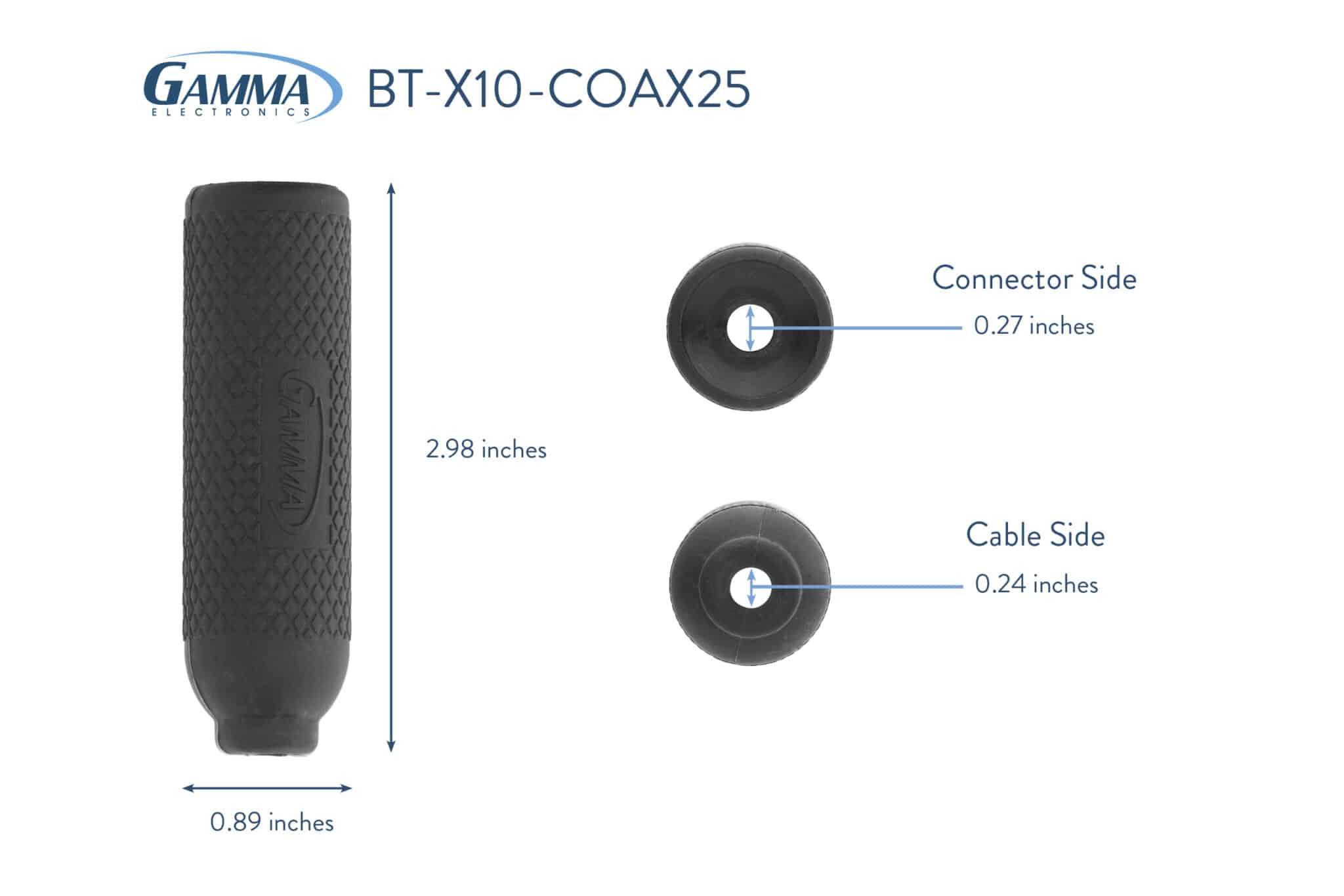 BT-4310-ST12-JMA Dimensions