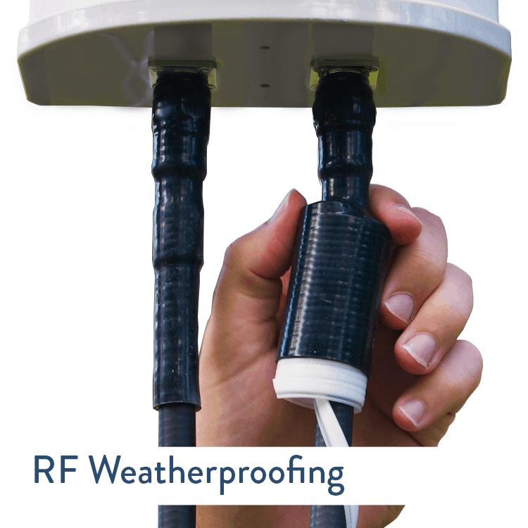 Gamma RF Weatherproofing