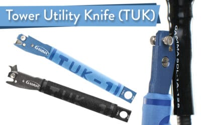 Introducing the Tower Utility Knife (TUK)