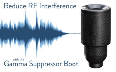 Reduce RF Interference with the Gamma Suppressor Boot